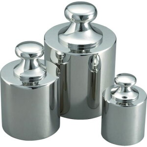 ViBRA 円筒分銅 1kg F2級 〔品番:F2CSB-1K〕[3924076]