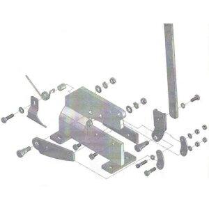 TRUSCO P−1用六角ナットNO.16 〔品番:P1016〕[4507436]