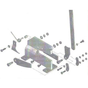 TRUSCO P−2用六角ナットNO.25 〔品番:P2025〕[4507631]