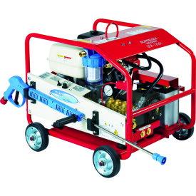 スーパー工業 ガソリンエンジン式 高圧洗浄機 SER−1230i(超高圧型) 〔品番:SER-1230I〕[4953941]「法人・事業所限定,直送元」