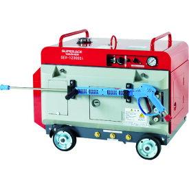 スーパー工業 エンジン式 高圧洗浄機 SEV−1230SSi(防音型) 〔品番:SEV-1230SSI〕[4953959]「法人・事業所限定,直送元」