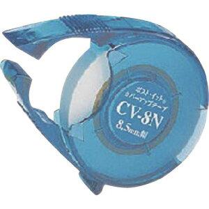 3M カバーアップテープ 8.5mmX10m 白 カッター付 〔品番:CV-8N〕[5422469]
