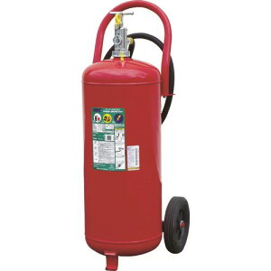 ドライケミカル ABC粉末消火器車載式大型50型 〔品番:PAN-50WXE〕[7729880]「法人・事業所限定,直送元」