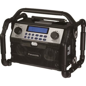 Panasonic 工事用充電ラジオワイヤレススピーカー 〔品番:EZ37A2〕[7757395]