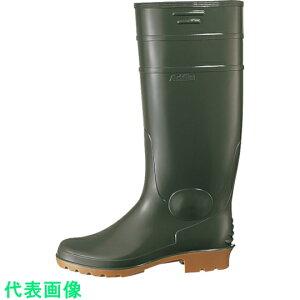 Achilles 耐油・衛生長靴ワークマスターTOW210 モスグリーンオーク 27.0cm 〔品番:TOW〕[7798326]