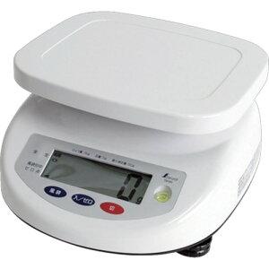 シンワ デジタル上皿はかり 取引証明用 3kg 〔品番:70191〕[7832052]「送料別途見積り,法人・事業所限定,取寄」
