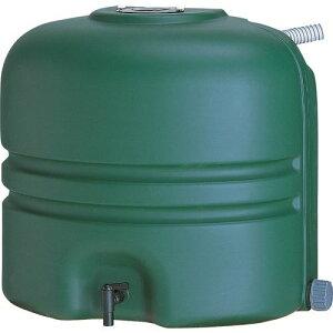 コダマ 雨水タンク ホームダム110L RWT−110 グリーン 〔品番:RWT-110-GREEN〕[7973560]「送料別途見積り,法人・事業所限定」【大型】