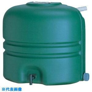 コダマ 雨水タンク ホームダム110L RWT−110 グレー 〔品番:RWT-110-GREY〕[7973578]「送料別途見積り,法人・事業所限定」【大型】