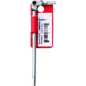 ボンダス HEX PRO ピボットヘッド六角レンチ(タグ付) 5mm 〔品番:88764〕[8108921]「送料別途見積り,法人・事業所限定,取寄」