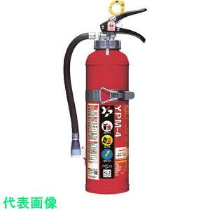 ヤマト 自動車用消火器4型(ブラケット別梱包) 〔品番:YPM-4〕[8115441]