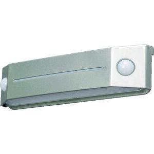 IRIS 乾電池式LEDセンサーライト フットタイプ 電球色 〔品番:BOS-FL2-WS〕[8183578]