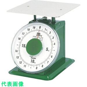 ヤマト 大型上皿はかり SDX−20(20kg) 〔品番:SDX-20〕[8247934]