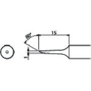 グット 替こて先1C型PX6・7/RX7/CXR用 〔品番:PX-60RT-1C〕[8283484]
