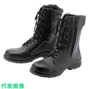 ミドリ安全 女性用長編上安全靴 LPM230Fオールハトメ 21.0cm 〔品番:LPM230F-21.0〕[8555342]