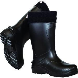Camminare EVA防寒長靴 Explorer 28.5 ブラック 〔品番:KEX-C-47-28.5〕[8562287]