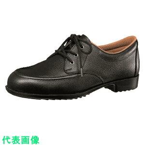 ミドリ安全 女性用 ウレタン底安全靴 LPT410ブラック 24.5cm 〔品番:LPT410-BK-24.5〕[8575524]「送料別途見積り,法人・事業所限定,取寄」