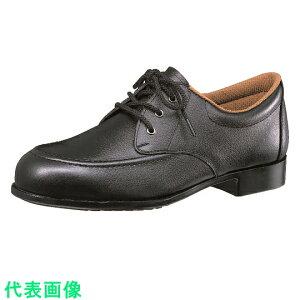 ミドリ安全 女性用 ゴム底安全靴 ML410ブラック 25cm 〔品番:ML410-25.0〕[8575775]「送料別途見積り,法人・事業所限定,取寄」