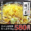 【丸の内天ぷらめし下の一色】天ぷらやの自家製揚げ玉1kg(あげだま・天かす)【冷凍・冷蔵・常温便同梱可】