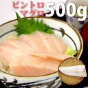 <びんとろマグロ刺身500g(びんちょう鮪・まぐろ)>瞬間冷凍!【冷凍便同梱可】【4月新発売】