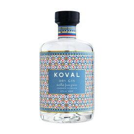 コーヴァル ドライ ジン[アメリカ/500ml/アルコール47%/ジン]