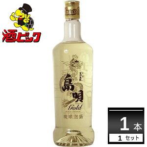 まさひろ酒造 琉球泡盛 島唄ゴ−ルド 25゜ 720ml 【1本】