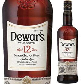 デュワーズ12年 700ml 【1本】