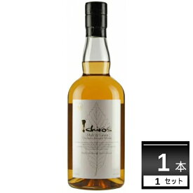 イチローズモルト モルト&グレーン ワールド ブレンデッド ウイスキー ホワイトラベル 700ml【1本】