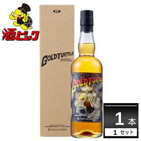 【楽天カード利用+エントリーで最大ポイント7倍】若鶴酒造 ゴールドタートル 700ml【1本】