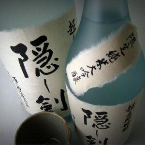 京ひな隠し剣1800ml【日本酒/酒六酒造】