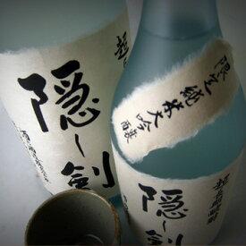 京ひな 純米大吟醸 隠し剣 720ml 【日本酒/酒六酒造】