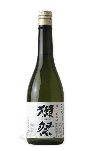 獺祭 純米大吟醸50 720ml 【日本酒/旭酒造/だっさい】