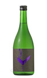 亀齢 Check 紫 特別純米 無濾過生原酒 720ml 【日本酒/亀齢酒造/きれい】【要冷蔵】