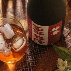 百年梅酒 完熟梅特別仕込み 720ml 【和リキュール/明利酒類】