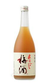 梅乃宿 あらごし梅酒 720ml 【和リキュール/梅乃宿酒造/うめのやど】