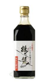 鶴醤 500ml 【醤油/ヤマロク醤油/つるびしお】