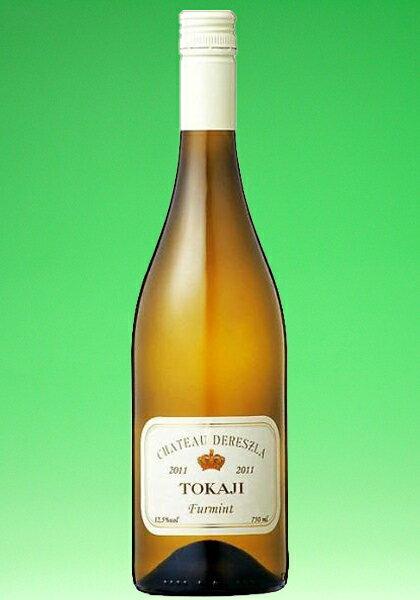 シャトー・デレスラ トカイ フルミント ドライ 2016 750ml (ワイン)【sc】 【wineday】