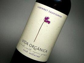 ラ・アグリコーラ ヴィダ・オーガニカ カベルネ・ソーヴィニヨン 750ml ワイン