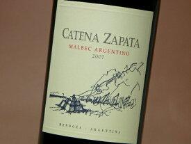 ボデガス・カテナ・サパータ マルベック アルヘンティーノ 2013 750ml ワイン