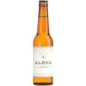 アロハ ビール 国産ライセンス品 330ml