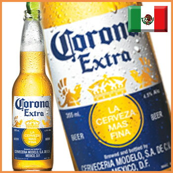 コロナ エキストラビール瓶 355ml 1ケース(24本) 【あす楽】