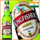 キングフィッシャービール瓶 330ml 【02P01Apr17】 【PS】