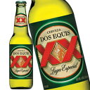 ドスエキス ラガー 355ml ビール