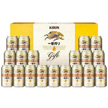 [ビールギフト]キリン 一番搾りセット K-ICI