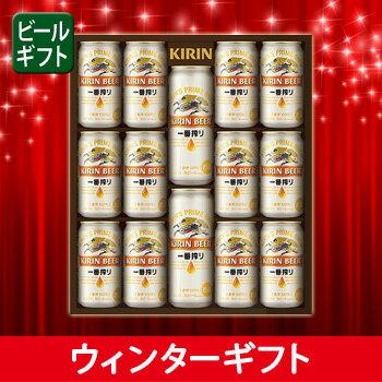 [ビールギフト]キリン 一番搾り生ビールセット 缶 K-IS35 【通年】 【PS】