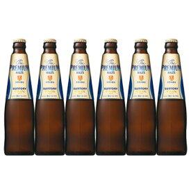 サントリー ザ・プレミアムモルツ 小瓶 334ml ビール6本セット ビール