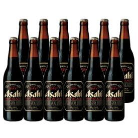 アサヒビール スーパードライ ブラック 小瓶 334ml ビール12本セット ビール 【ラッキーシール対応】