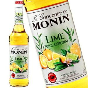 モナン コーディアル ライム果汁〔R1-35〕 700ml