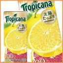 トロピカーナ グレープフルーツ 100% ジュース 1L/6パック 1ケース