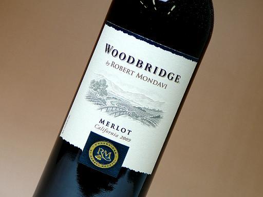 ロバート・モンダヴィ ウッドブリッジ・メルロー 750ml (ワイン) 【wineday】