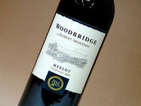 ロバート・モンダヴィ ウッドブリッジ・メルロー 750ml (ワイン) 【ラッキーシール対応】